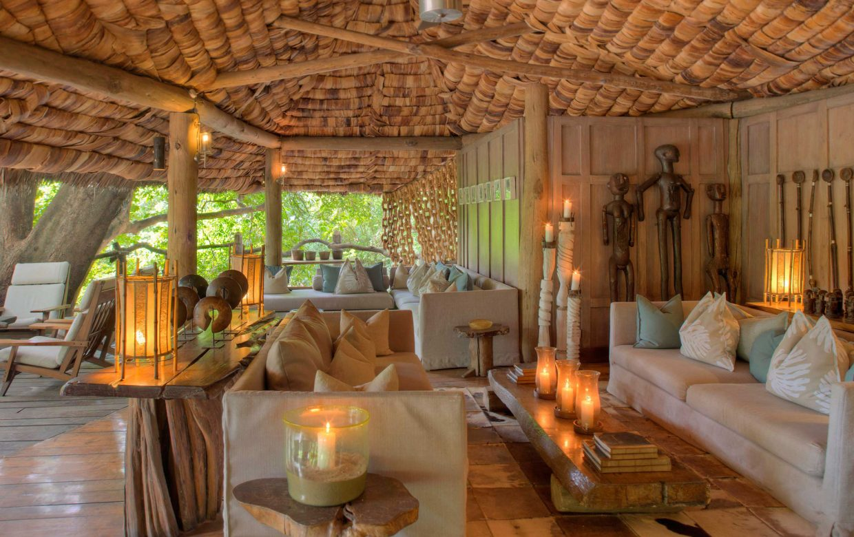 Explore Tanzania - Accommodatie Lake Manyara - Lake Manyara Tree Lodge