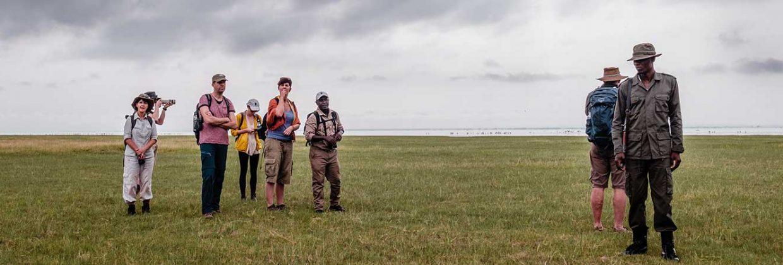Lake Manyara Nationaal Park
