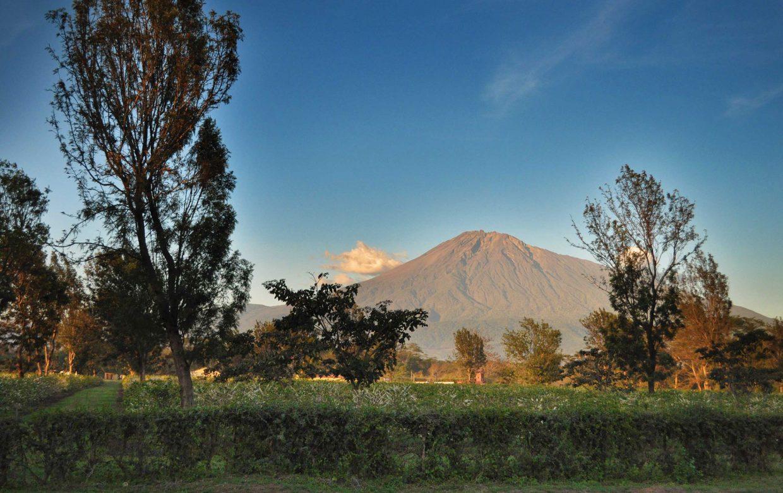Mount Meru beklimmen