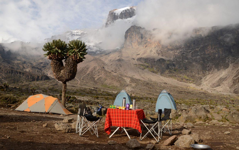 Kilimanjaro – naar de top van Afrika