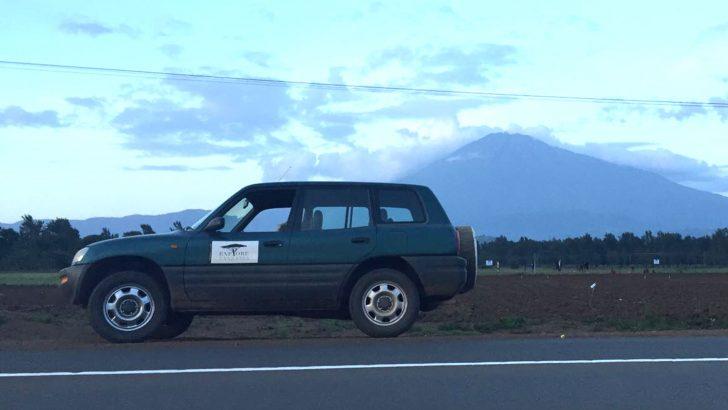 Self-drive safari Tanzania met Toyota RAV4