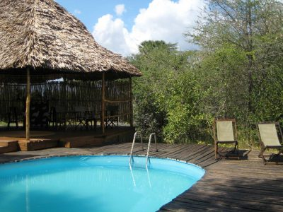 Explore Tanzania - Accommodatie Selous Game Reserve - Selous Impala Camp