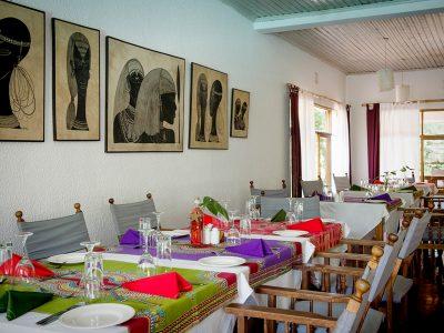 Explore Tanzania - Accommodatie Arusha - Ilboru Safari Lodge