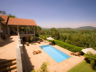 Explore Tanzania - Accommodatie Arusha - Machweo Retreat