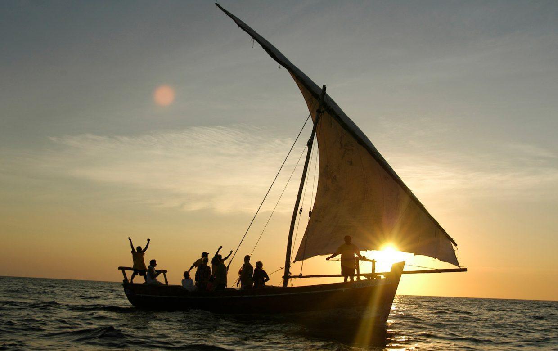 Eilandhoppen in de Indische Oceaan