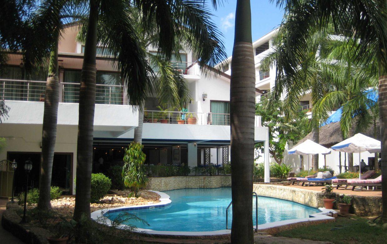Explore Tanzania - Accommodatie Dar-es-Salaam - Coral Beach Hotel