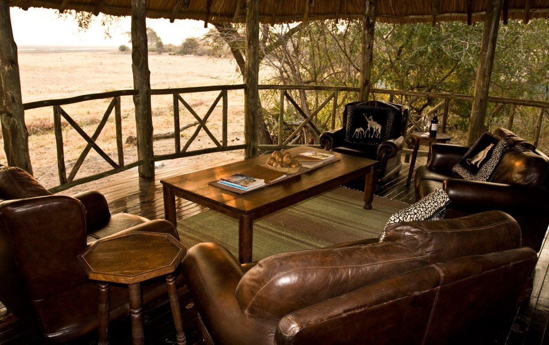Explore Tanzania - Accommodatie - Katavi Wildlife Camp