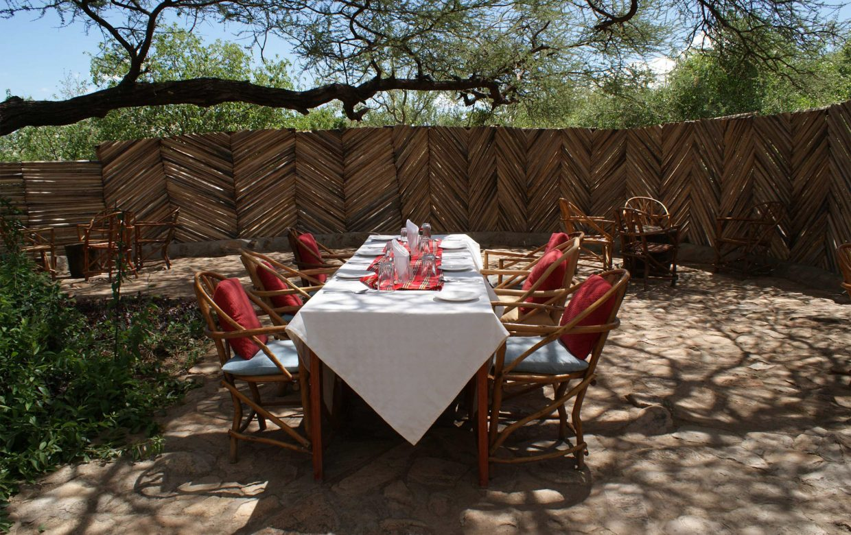 Explore Tanzania - Accommodatie Lake Eyasi - Tindiga Tented Lodge
