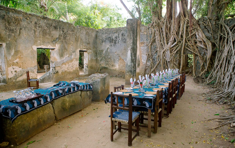 Explore Tanzania - Accommodatie Mafia eiland - Chole Mjini