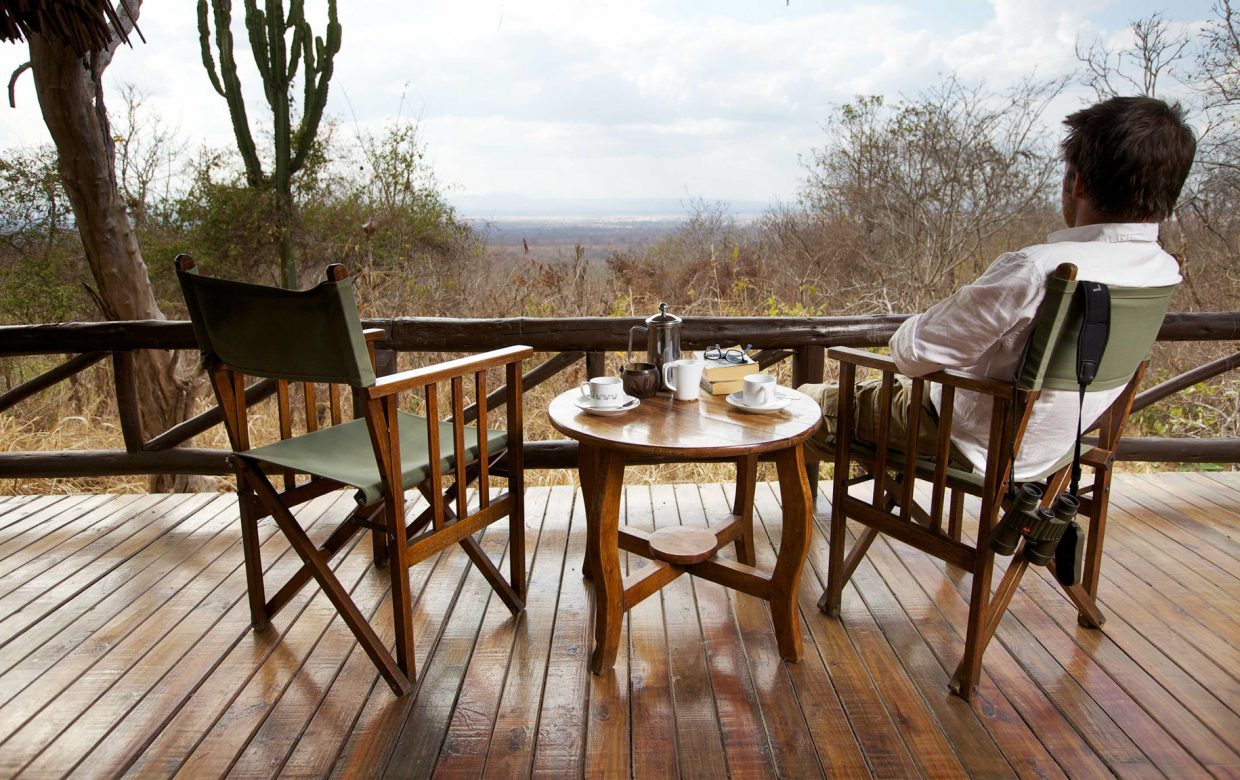 Explore Tanzania - Accommodatie Mikumi National Park - Vuma Hills