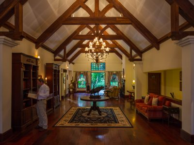 Explore Tanzania - Accommodatie Ngorongoro Krater - The Manor