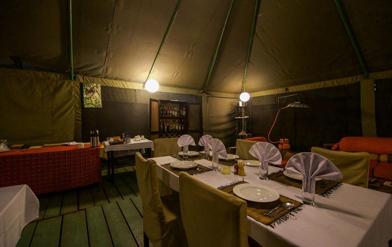 Accommodatie Ngorongoro - Ang'ata Ngorongoro Camp
