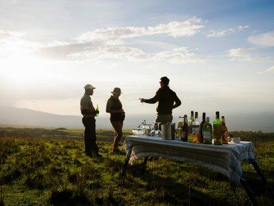 Explore Tanzania - Accommodatie Ngorongoro Krater - Nomad Entamanu Ngorongoro