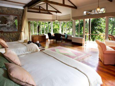 Explore Tanzania - Accommodatie Ngorongoro Krater - Gibbs Farm