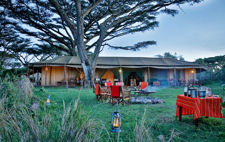 Explore Tanzania - Accommodatie Ngorongoro Krater - Lemala Ngorongoro Tented Camp