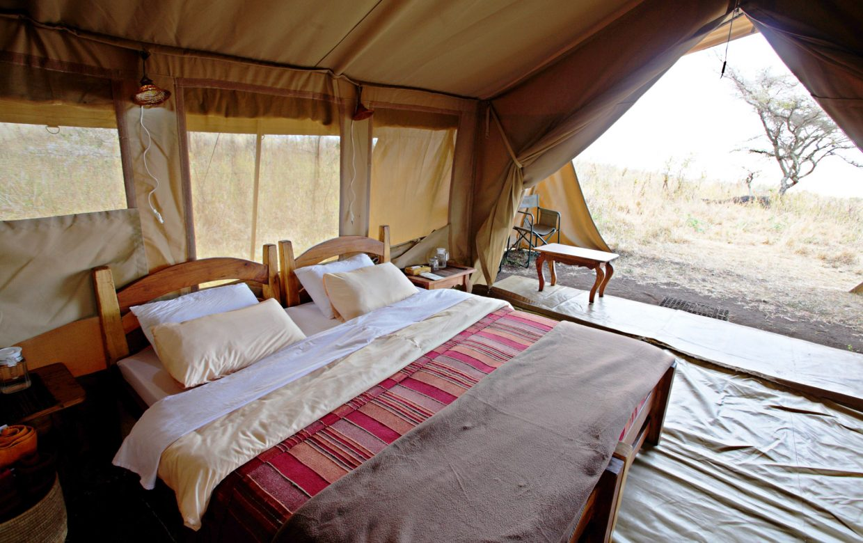 Explore Tanzania - Accommodatie Ngorongoro Krater - Mysigio Camp