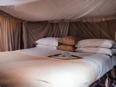 Explore Tanzania - Accommodatie Ngorongoro Krater - Sanctuary Ngorongoro Crater Camp