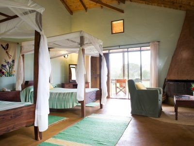 Explore Tanzania - Accommodatie Ngorongoro Krater - Tloma Lodge