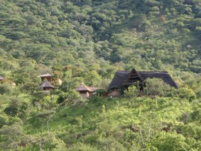 Explore Tanzania - Accommodatie Ruaha National Park - Ruaha Hilltop Lodge