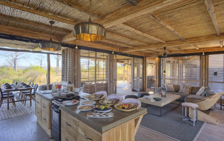 Explore Tanzania - Accommodatie Ruaha National Park - Jabali Ridge Private House