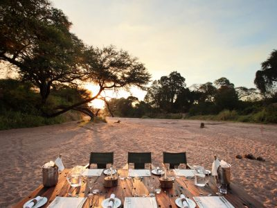 Explore Tanzania - Accommodatie Ruaha National Park - Jongomero