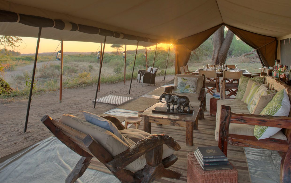 Accommodatie - Ruaha National Park - Kichaka