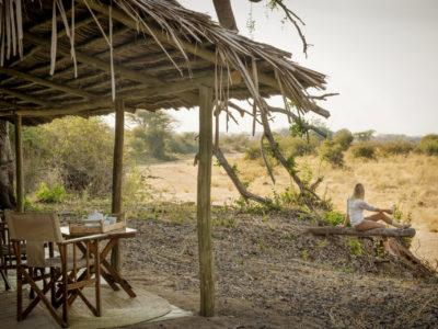 Nomad Kigelia Camp Ruaha