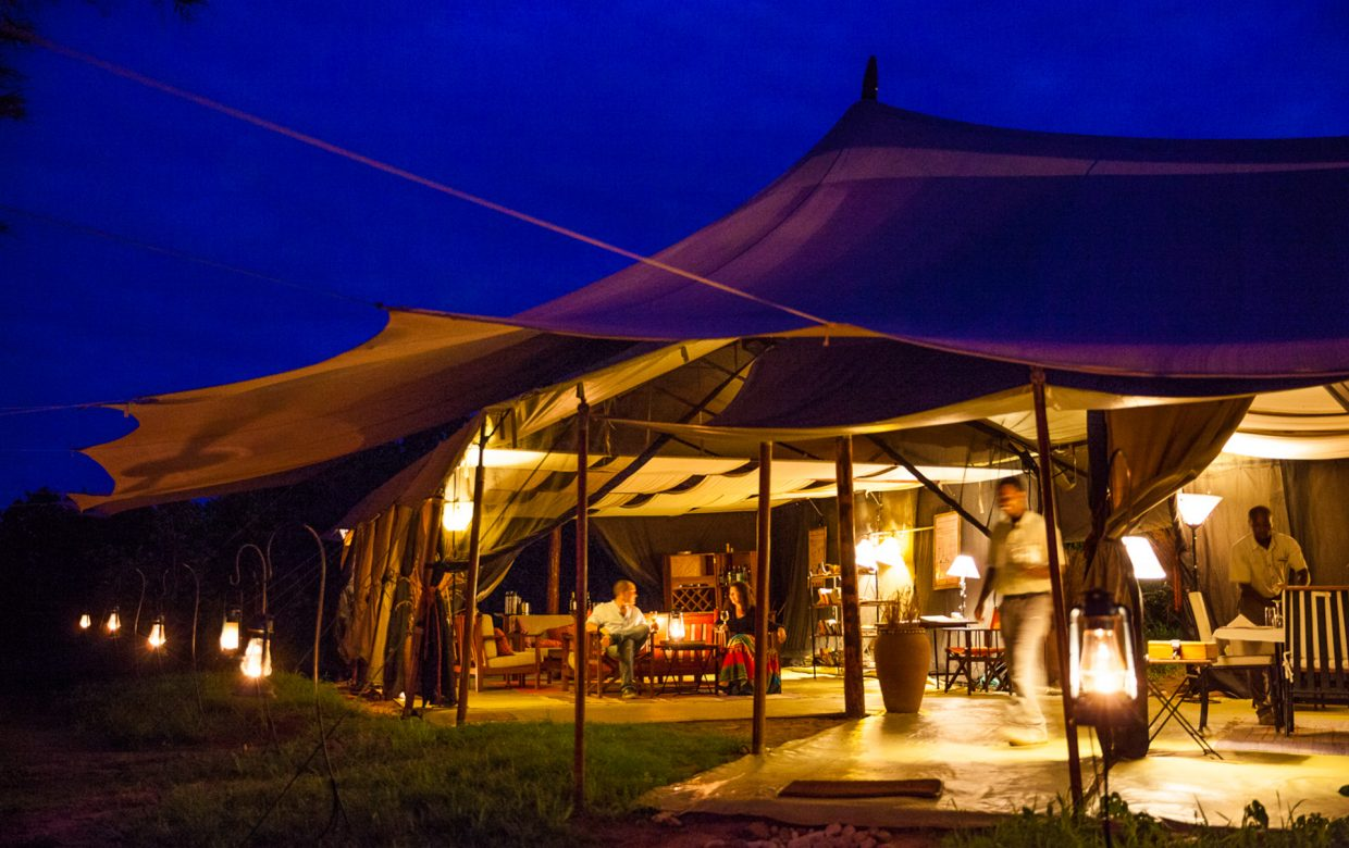 Explore Tanzania - Accommodatie Ruaha National Park - Kwihala