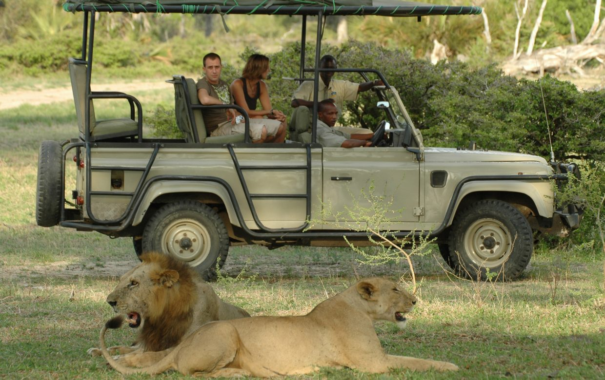 Explore Tanzania - Accommodatie Selous Game Reserve - Lake Manze Tented Camp