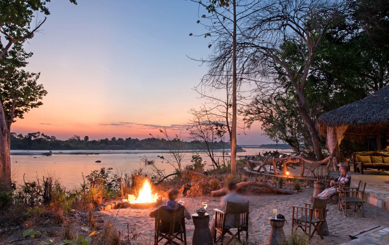 Explore Tanzania - Accommodatie Selous Game Reserve - Selous River Camp