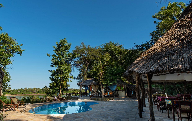 Selous River Camp - Bekijk beschrijving en mooie foto's