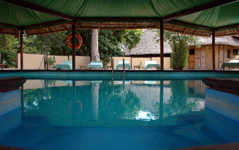 Explore Tanzania - Accommodatie Selous Game Reserve - Rufiji River Camp