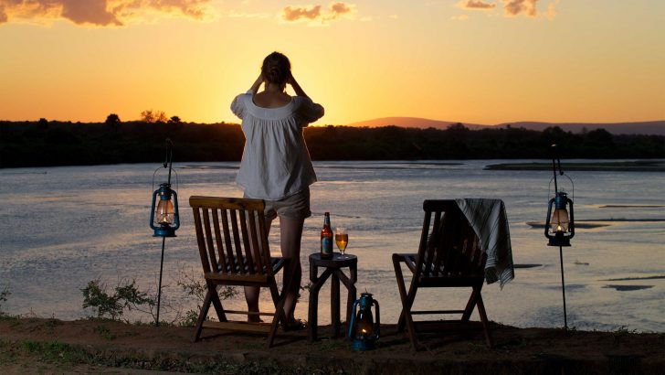 Explore Tanzania - Accommodatie Selous Game Reserve - Rufiji River Camp