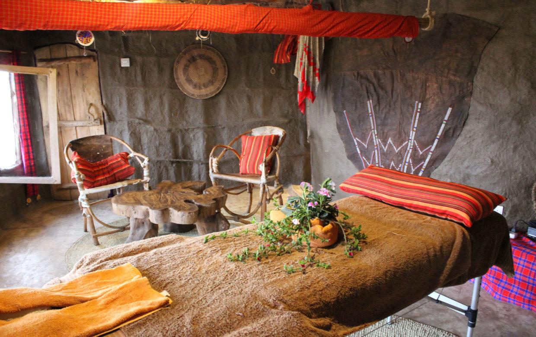 Africa Amini Maasai Lodge