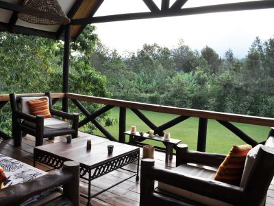 Explore Tanzania - Accommodatie Arusha National Park - Twigai Lodge
