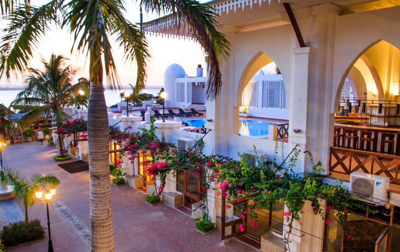 Explore Tanzania - Accommodatie Dar-es-Salaam - Hotel Slipway