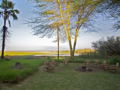 Explore Tanzania - Accommodatie Lake Eyasi - Kisima Ngeda Tented Camp