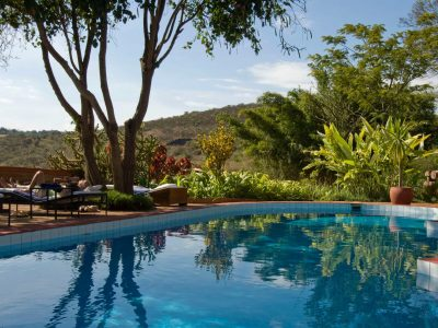 Explore Tanzania - Accommodatie Ngorongoro Krater - Plantation Lodge