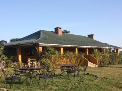 Explore Tanzania - Accommodatie Ngorongoro Krater - Rhino Lodge