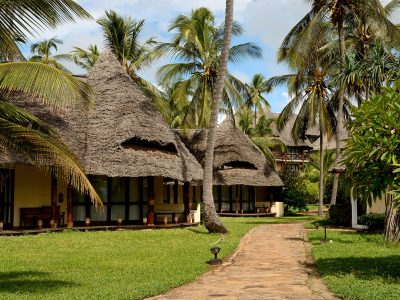 Accommodatie Zanzibar - Ocean Paradise Resort
