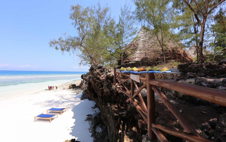 Accommodatie Zanzibar - Unguja Lodge