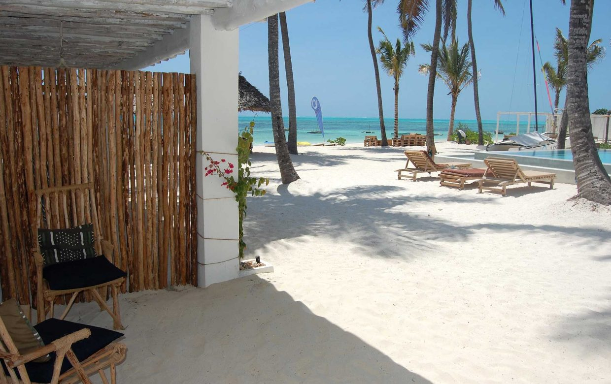 Accommodatie Zanzibar - The Loop