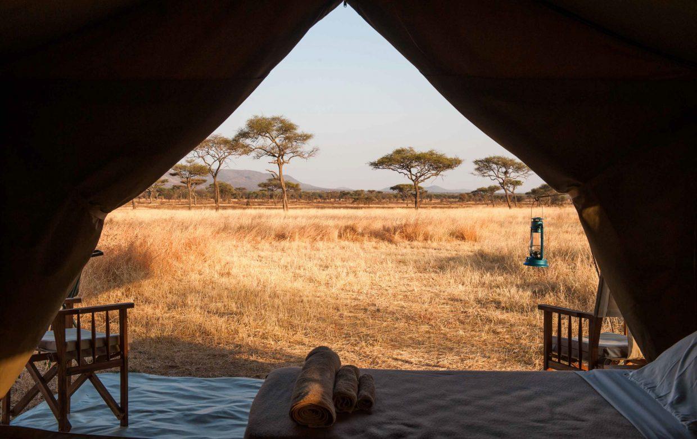 Explore Tanzania - Accommodatie Selous Game Reserve - SiwanduExplore Tanzania - Accommodatie Serengeti - Nomad Serengeti Safari Camp - Kati Kati Tented Camp