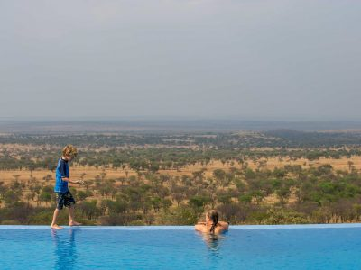 Explore Tanzania - Accommodatie Selous Game Reserve - SiwanduExplore Tanzania - Accommodatie Serengeti - Nomad Serengeti Safari Camp - Kubu Kubu Tented Lodge