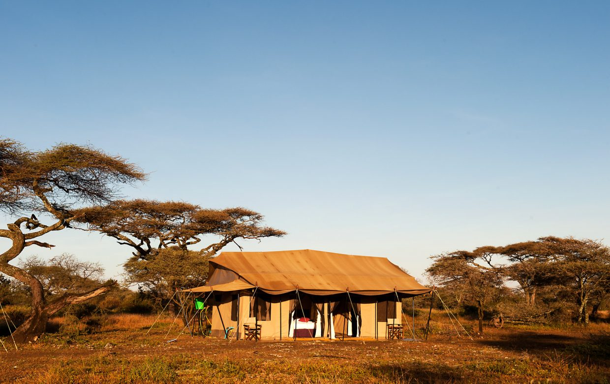 Explore Tanzania - Accommodatie Selous Game Reserve - SiwanduExplore Tanzania - Accommodatie Serengeti - Mara and Masek Under Canvas