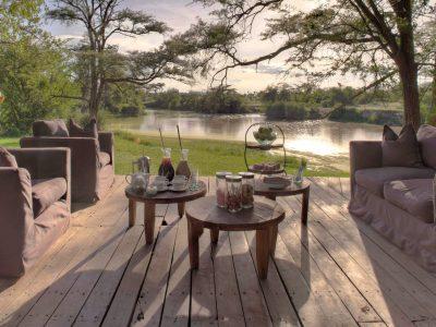 Explore Tanzania - Accommodatie Selous Game Reserve - SiwanduExplore Tanzania - Accommodatie Serengeti - Grumeti River Camp