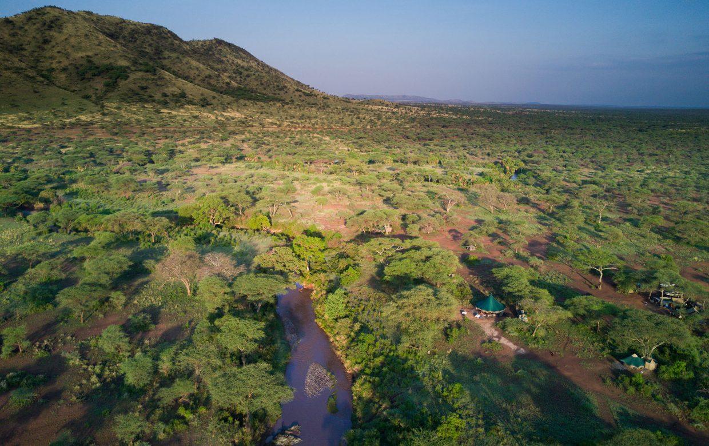 Explore Tanzania - Accommodatie Selous Game Reserve - SiwanduExplore Tanzania - Accommodatie Serengeti - Green Camp Banagi