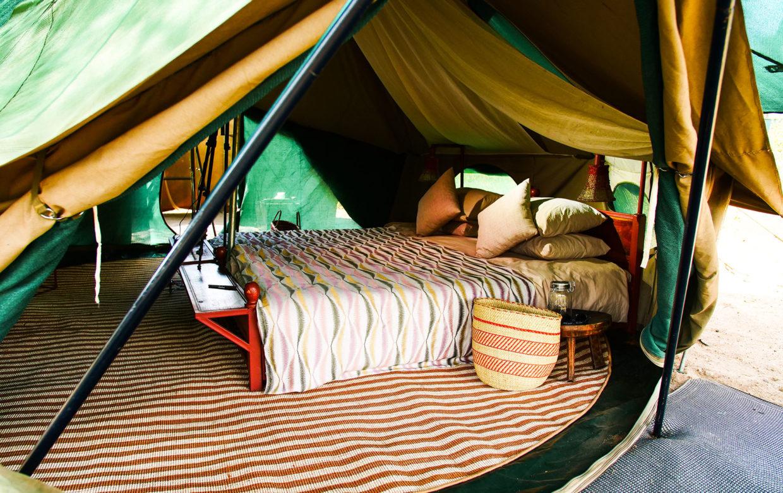 Green Camp Banagi in Serengeti Nationaal Park