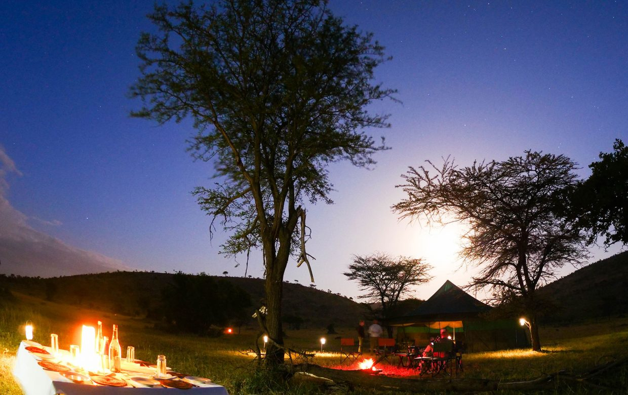 Explore Tanzania - Accommodatie Selous Game Reserve - SiwanduExplore Tanzania - Accommodatie Serengeti - Green Camp Kogatende