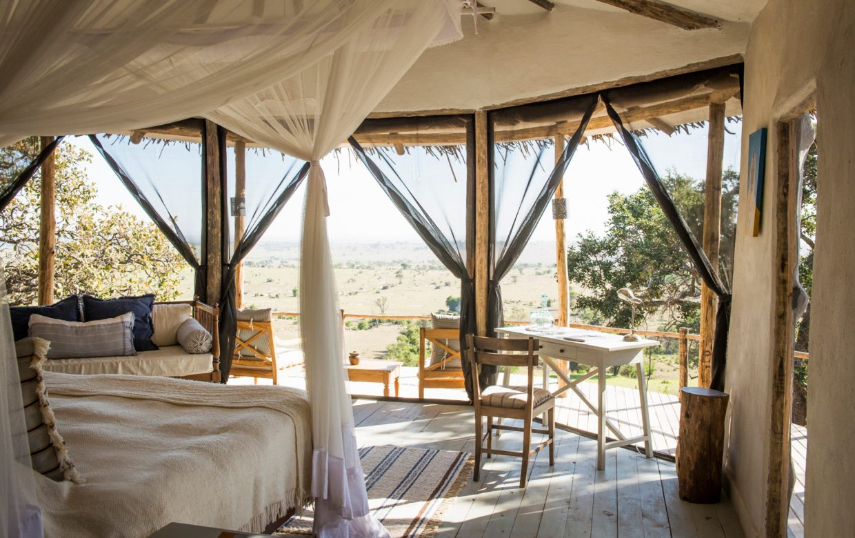 Explore Tanzania - Accommodatie Selous Game Reserve - SiwanduExplore Tanzania - Accommodatie Serengeti - Nomad Lamai